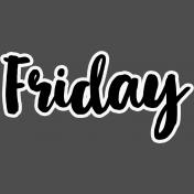 Pocket Basics 2- Pocket Titles- Layered Template- Friday 2