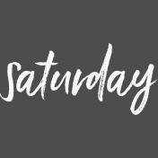 Pocket Basics 2- Pocket Titles- Layered Template- Saturday 4