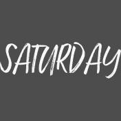 Pocket Basics 2- Pocket Titles- Layered Template- Saturday 5
