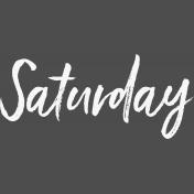 Pocket Basics 2- Pocket Titles- Layered Template- Saturday 6