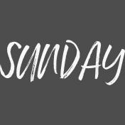 Pocket Basics 2- Pocket Titles- Template- Sunday 5