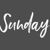 Pocket Basics 2- Pocket Titles- Template- Sunday 6