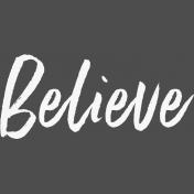 Pocket Basics 2 Pocket Title- Template- Believe 5
