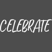 Pocket Basics 2 Pocket Title- Template- Celebrate 5