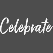 Pocket Basics 2 Pocket Title- Template- Celebrate 6