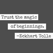 Fresh Start Elements- Word Art- Trust