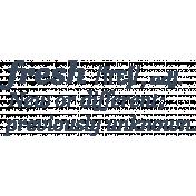 Fresh Start Elements- Word Art- Fresh Dictionary