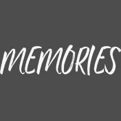 Pocket Basics 2 Pocket Title- Template- Memories 5