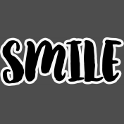 Pocket Basics 2 Pocket Title- Layered Template- Smile 2