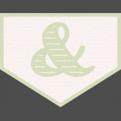 The Good Life: August Bits & Pieces- Ampersand Banner