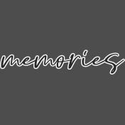 Cozy Kitchen Memories Word Art