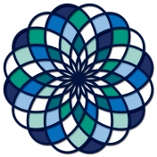 Die Cut Templates - Kaleidoscope Layout