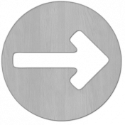 Arrow Cut-Out Veneer Template