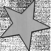 Star 3 Veneer Template