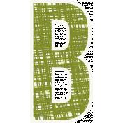 Bright Days Alpha- Scribble Sticker B2
