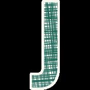 Bright Days Alpha- Scribble Sticker J2