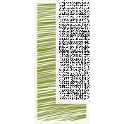 Bright Days Alpha- Scribble Sticker L2