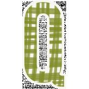 Bright Days Alpha- Scribble Sticker Q2