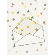 Bright Days Filler- Envelope Journal Card (Vertical)