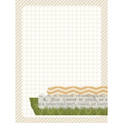 Bright Days Grid- Boat Journal Card (V)