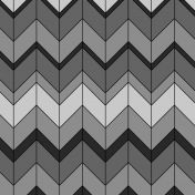 Thick Chevron Template