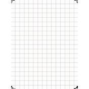 Pocket Basics Grid Neutrals- Brown 3x4 (round)