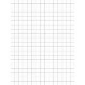 Pocket Basics Grid Neutrals- Grey 3x4