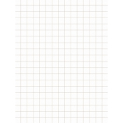 Pocket Basics Grid Neutrals- Fawn 3x4