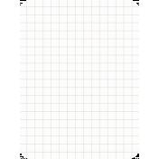 Pocket Basics Grid Neutrals- Fawn 3x4 (round)