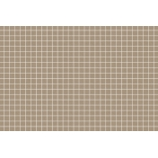 Pocket Basics Grid Neutrals- Brown2 4x6