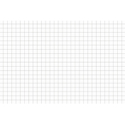 Pocket Basics Grid Neutrals- Dark Grey 4x6