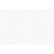 Pocket Basics Grid Neutrals- Light Grey 4x6