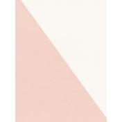 Already There Journal Card 1- Diagonal Split