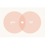 Already There Journal Card 1- Love Venn Diagram