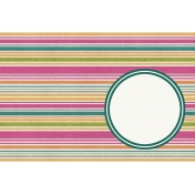 Bright Days Title Cards- Stripes (Horizontal)