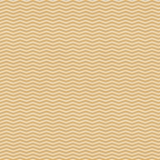 Bright Days- Orange Chevron Paper