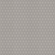 Already There Paper - Gray Trilines