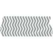Already There- Layered Washi Tape Template- Chevron Stripes