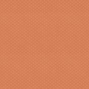 Bright Days Quatrefoil Papers- Pink on Orange