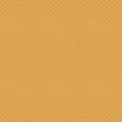 Bright Days Quatrefoil Papers- Orange on Yellow