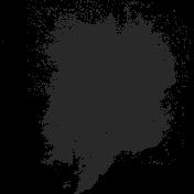 Bright Days - Grunge Text Stamp
