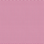 Bright Days Extra Papers- Chevron Pink