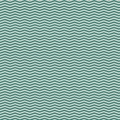 Bright Days Extra Papers- Chevron Teal