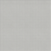 Bright Days Extra Papers- Houndstooth Grey