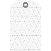 Already There- Patterned Tag Template
