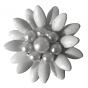 Already There- Beaded Flower Template 01