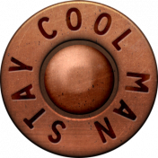 Already There- Copper Rivet- Stay Cool Man