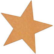 Bright Days Elements- Painted Veneer Star2