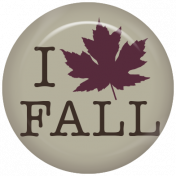 Autumn Day Flair- Fall Sentiment