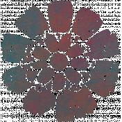Bohemian Breeze Painty Bits- Flower 4